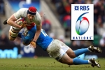 Six Nations Rugby LIVE on all screens